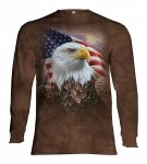Independence Eagle - Long Sleeve The Mountain