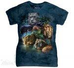 Big Jungle Cats - The Mountain Damska