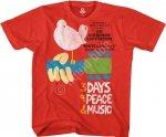 Woodstock 3 Days - Liquid Blue