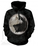 Yin Yang Wolves - Bluza The Mountain
