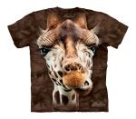 Giraffe - The Mountain - Koszulka Dziecięca