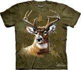 Camo Deer - Koszulka The Mountain