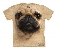 Pug Face - The Mountain - Koszulka Dziecięca