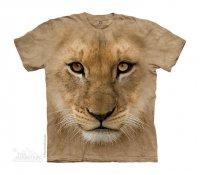 Big Face Lion Cub - The Mountain - Dziecięca