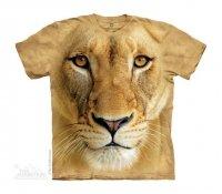 Big Face Lioness - The Mountain - Dziecięca
