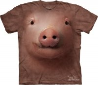 Pig Face Koszulka - The Mountain