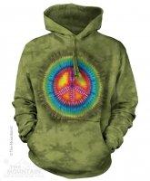Peace Tie Dye - Bluza The Mountain