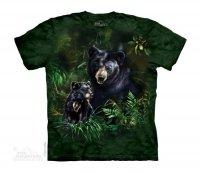 Black Bear and Cub - The Mountain Dziecięca