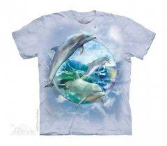 Dolphin Bubble - The Mountain - Junior