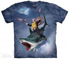 Dubya Shark - T-shirt The Mountain