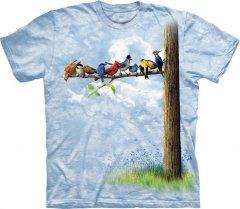 The Mountain - Bird Tree