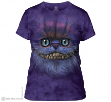 Big face Cheshire Cat - The Mountain Damska