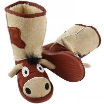 Bull - Detské Papuče Boty – LazyOne