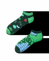 Save The Planet - Krátké Ponožky - Many Mornings