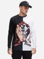 Taz Double X-ray Longsleeve  - Looney Tunes