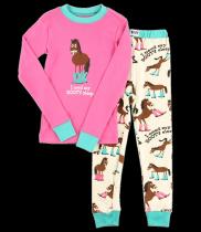 Booty Sleep - Pyžamo dětské dlouhý rukáv – LazyOne