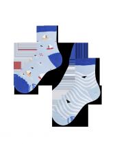 Surf and Sail - Ponožky Pro Děti - Many Mornings