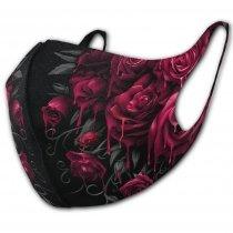 Blood Rose - Face Mask Spiral