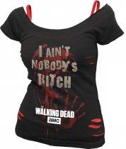 Nobody's Bitch - Walking Dead 2in1 Spiral – Ladies