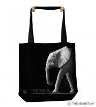 Stop Extinction Elephant Protect - Taška - The Mountain