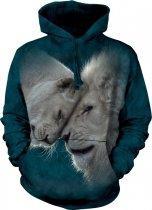 White Lions Love - Mikina The Mountain