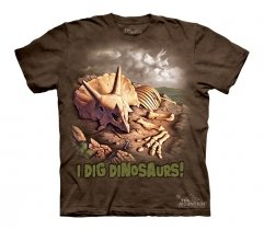 I Dig Dinosaurs - Junior - The Mountain