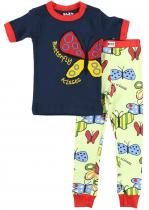 Butterfly Kisses - dětská pyžama LazyOne
