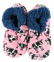 Mooody Fuzzy Feet - Papučky - LazyOne