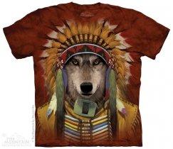 Wolf Spirit Chief - The Mountain