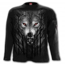 Forest Wolf - Longsleeve Spiral