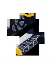 Badminton Time - Krátké Ponožky - Many Mornings