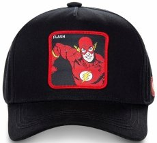 Flash Black DC - Kšiltovka Capslab