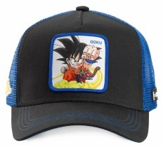 Goku Mini Blue Dragon Ball - Kšiltovka Capslab