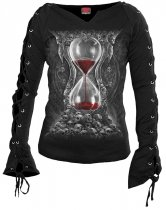 Sands Of Death - Laceup Sleeve Spiral - Ladies