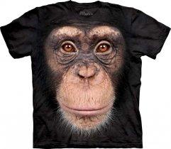 Chimp Face Szympans - The Mountain