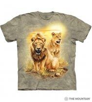 Lion Pair - Junior The Mountain