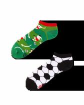Football Fan - Krátké Ponožky - Many Mornings