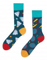 Badminton - Ponožky Good Mood