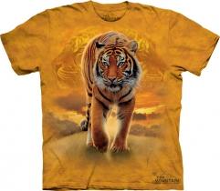 Rising Sun Tiger - The Mountain