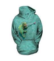Climbing Chameleon - The Mountain - Mikina Junior
