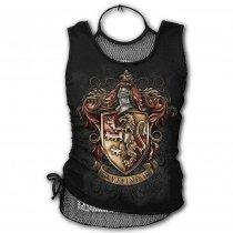 Harry Potter - Gryffindor Crest - 2in1 Mesh Top Spiral