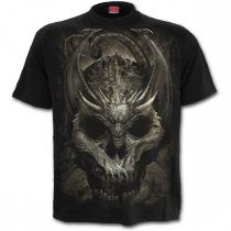 Draco Skull - Spiral