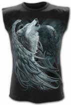 Wolf Spirit - Sleeveless – Spiral