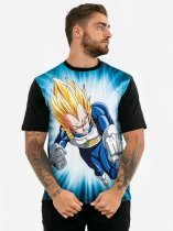 Vegeta Final Flash - Dragon Ball