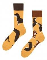 Jezevčíci - Ponožky Good Mood