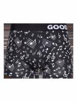 Muzyka - Bokserki Męskie - Good Mood
