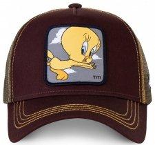 Titi Brown Looney Tunes - Czapka z daszkiem Capslab