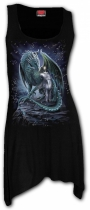 Protector Of Magic - Camisole Dress Spiral