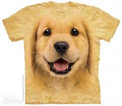 Golden Retriever Puppy - The Mountain