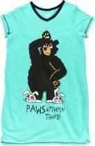 Pawsitively Tired Nightshirt - Koszula Nocna - LazyOne